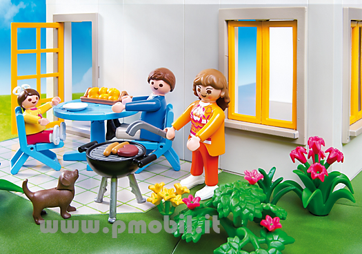 Playmobil 4279 nuova casa moderna for 4279 playmobil