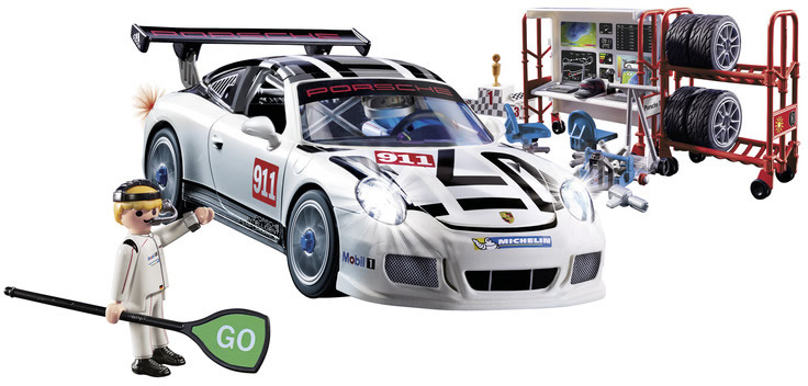 playmobil 9225 porsche 911 gt3 cup. Black Bedroom Furniture Sets. Home Design Ideas