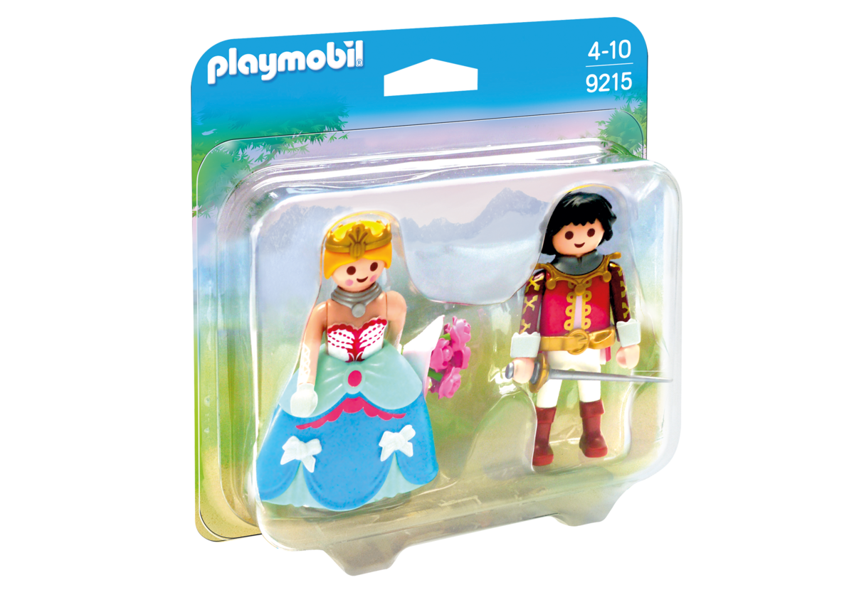 9215 DUO PACKS - PRINCIPE E PRINCIPESSA